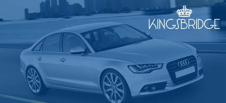 Kingsbridge Chauffeur Audi A6