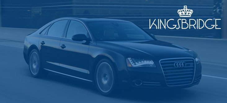 Kingsbridge Chauffeur Audi A8