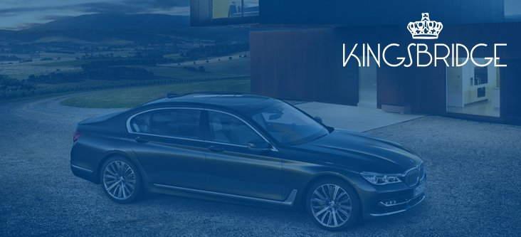 Kingsbridge Chauffeur BMW 7 Series