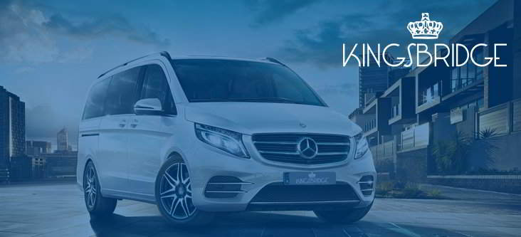 Kingsbridge Chauffeur Mercedes V Class